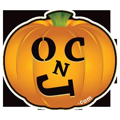 OCNJ.com pumpkin magnet